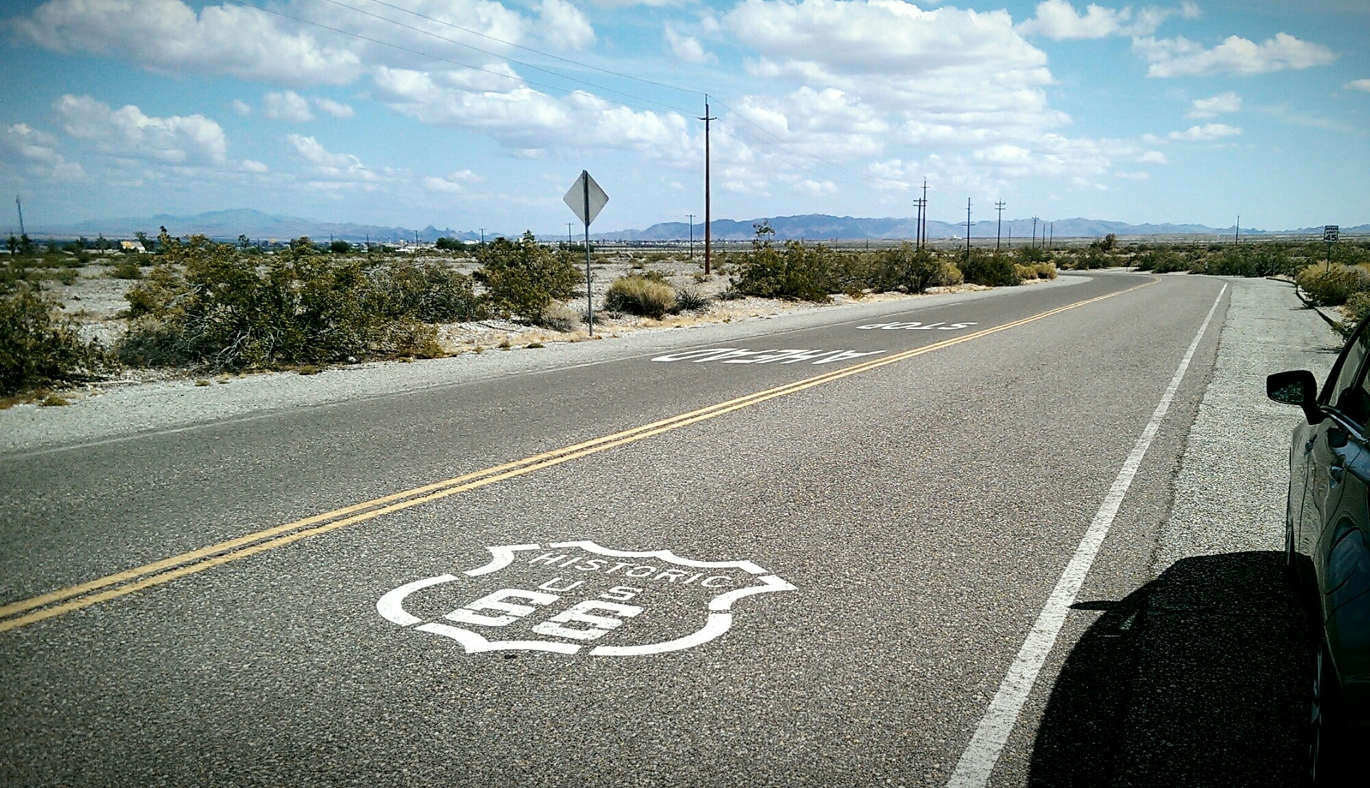 A Day on Old Route 66